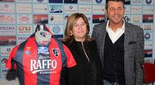 immagine Taranto calcio, ecco Campilongo (Ingenito)
