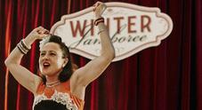Winter Jamboree alla Rotonda Arriva da Londra la performer Claire Austin