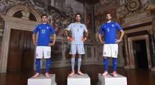 Euro 2016, la nuova maglia della Nazionale: foto
