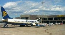 Immagine Dramma sul volo Ryanair: aereo atterra in emergenza