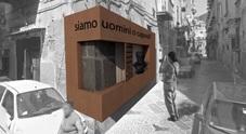 Arredo urbano, ecco come sarà il «nuovo» Rione Sanità | Foto