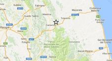 La terra torna a tremare Scossa di magnitudo 2.9 Epicentro a Serrapetrona