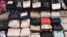 Compra borse firmate online e restituisce le false