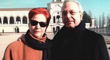 Rosilde e Antonio Craxi