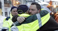 Rigopiano, trovati due corpi: 7 vittime, 9 salvati, 22 dispersi