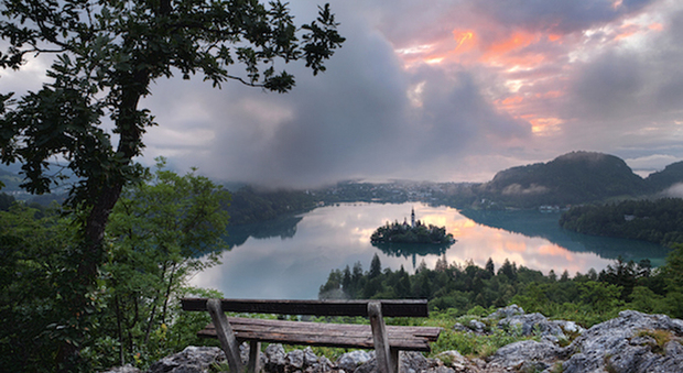 Bled (foto di Jost Gantar - Bled Tourist Board)
