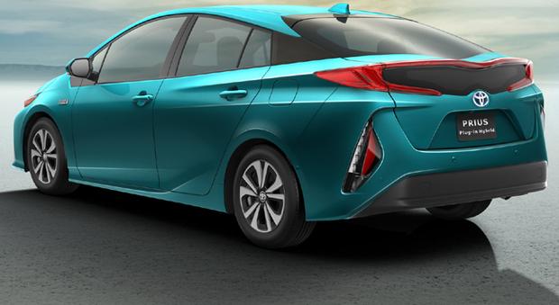 La Toyota Prius plug-in