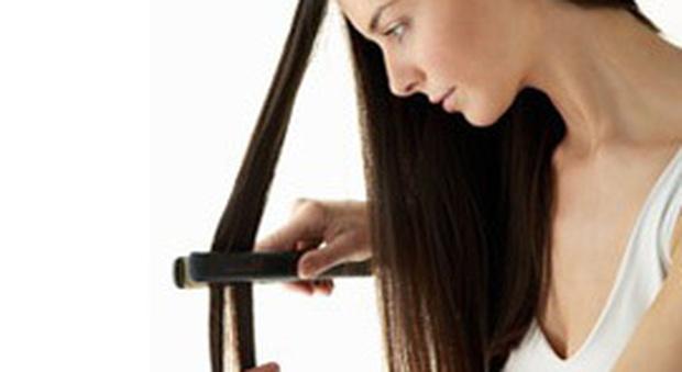 Piastre capelli, tra le prime cause di scottature dei bambini