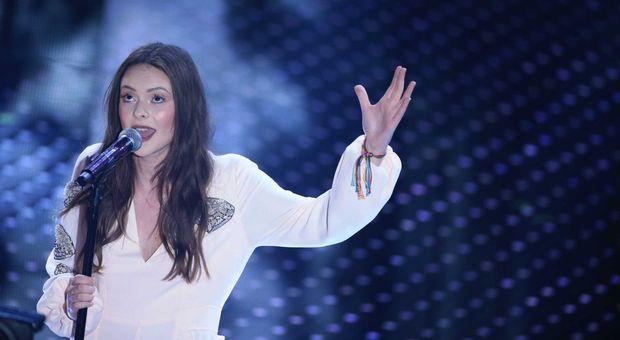 immagine  Francesca Michielin all'Eurovision