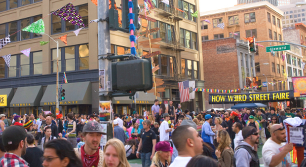 How Weird Street Fair (San Francisco Travel)