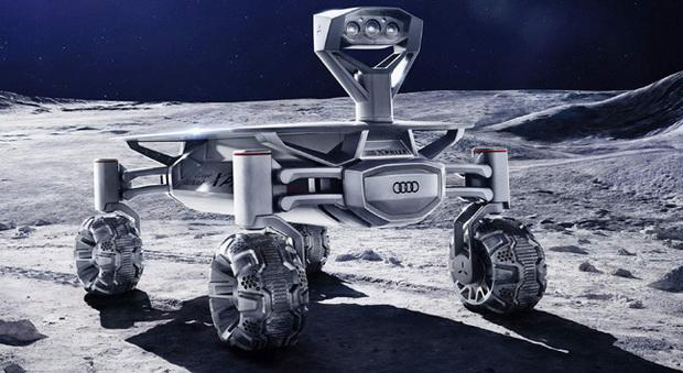 L'Audi Lunar Quattro