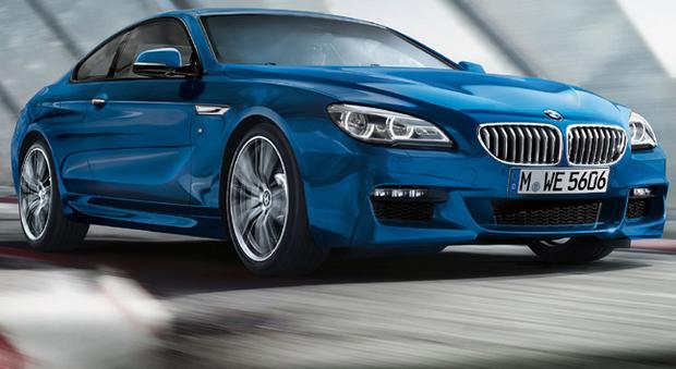 La nuova BMW serie 6 coupè