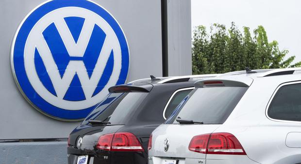 Il simbolo della Volkswagen
