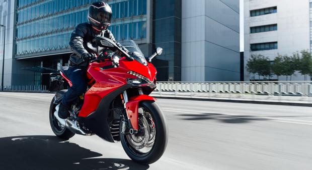 La Ducati SuperSport
