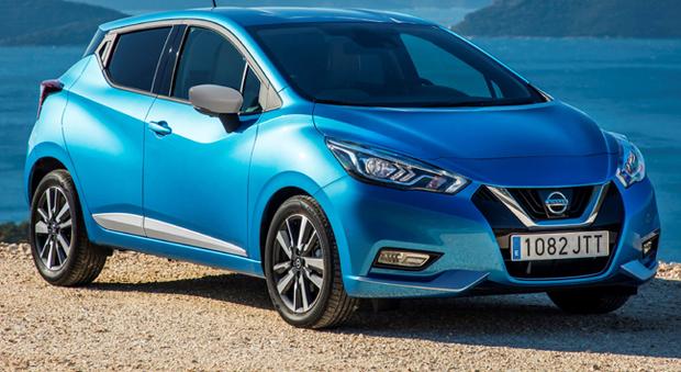 La nuova Nissan Micra
