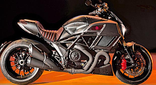 La Ducati Diesel Diavel