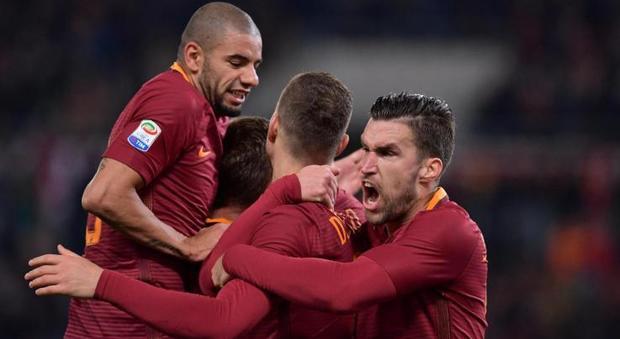 Vincono Juve e Roma, ko Lazio Napoli a +4 sul quarto posto