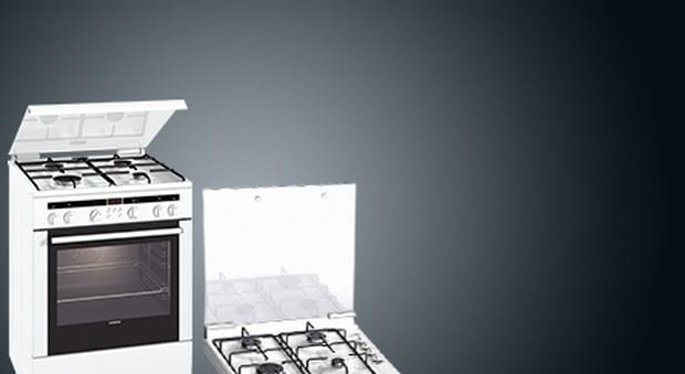 Siemens richiama una serie di cucine a gas: rischio esplosione