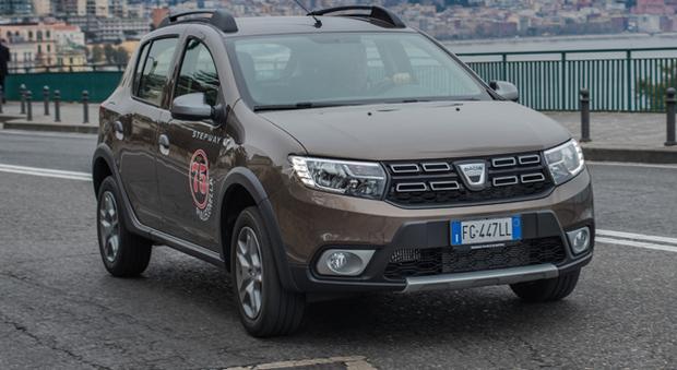 La Dacia Sandero Stepway