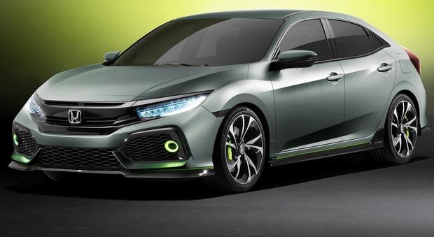 La nuova Honda Civic porterà al debutto in Europa i nuovi turbobenzina VTEC 1.0 e 1.5 litri, ai quali sarà affiancato il già noto 1.6 DTec a gasolio in una versione aggiornata