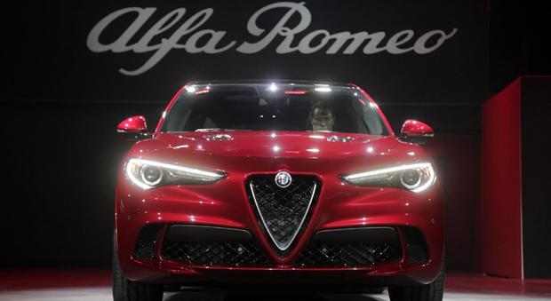 L'Alfa Romeo Stelvio al debutto a Los Angeles