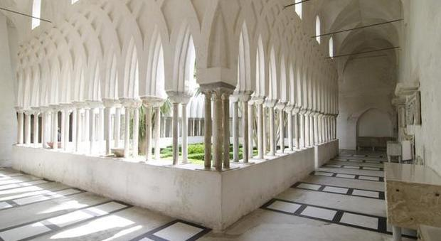 Il Chiostro del Paradiso del Duomo di Amalfi