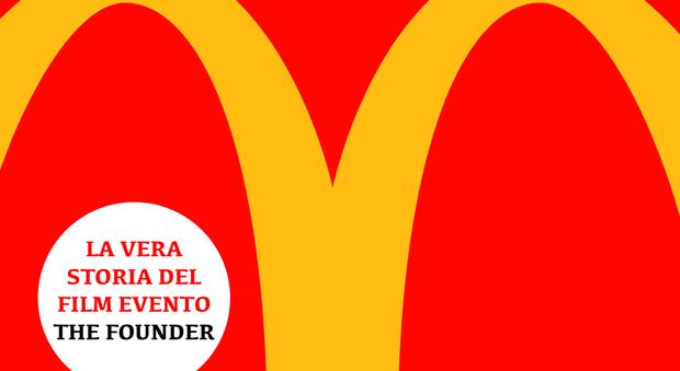 In contemporanea con l'uscita di ?The Founder?, nelle librerie arriva ?La vera storia del genio che ha fondato McDonald?s?