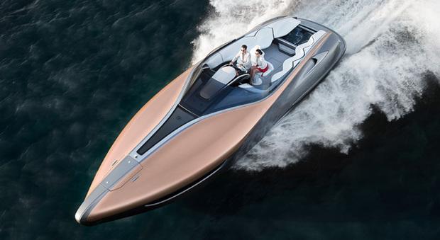 Lexus Sport Yacht concept, la prima imbarcazione del costruttore giapponese