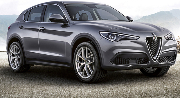 La Alfa Romeo Stelvio First Edition