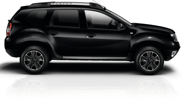 La Dacia Duster Black Shadow
