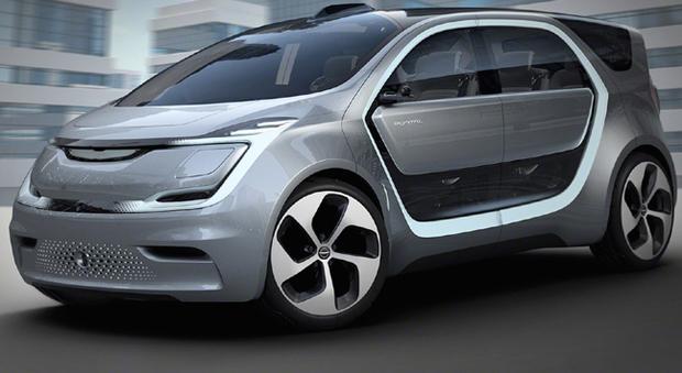 La Chrysler Portal concept svelata al CEs di  Las vegas