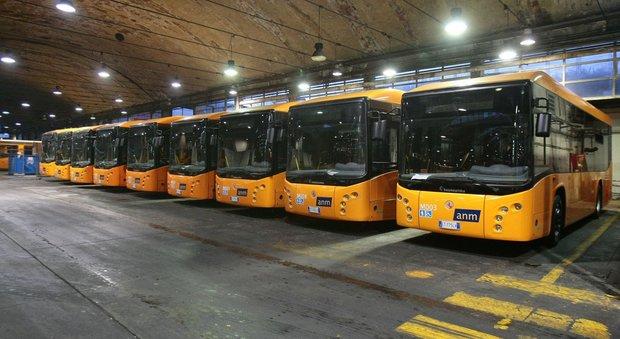 Napoli, piano Anm con 650 esuberi: sciopero bus e metrò a febbraio