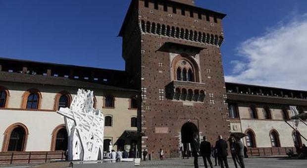 immagine Martedì la commemorazione al Castello Sforzesco