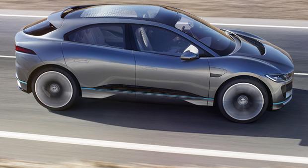 La Jaguar I-Pace