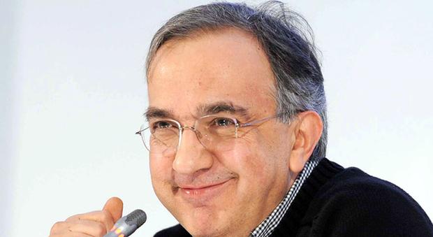 Sergio Marchionne ceo di Fca