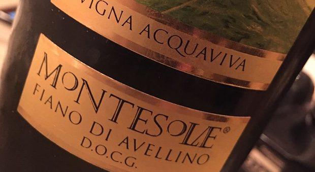 Fiano di Avellino sui primi piatti del nuovo corso di Palazzo Marziale