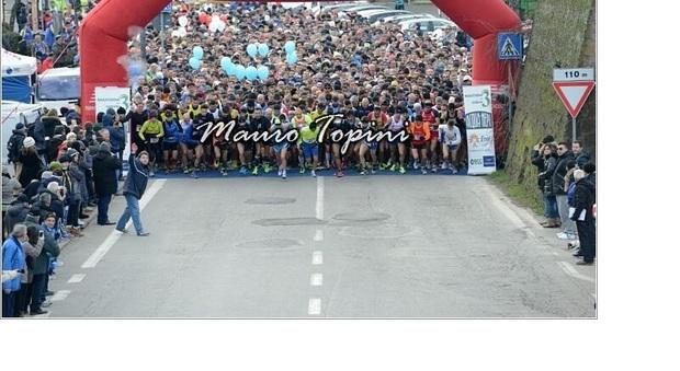 Maratonina dei Tre comuni, al via da Nepi in duemila e trecento