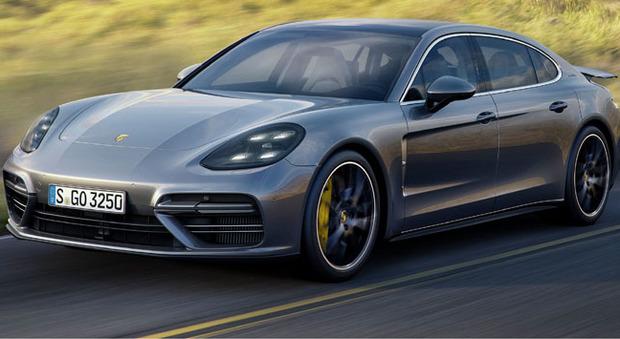 La Porsche Panamera Executive