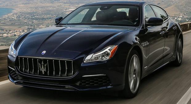 La Maserati Quattroporte GranSport