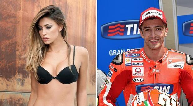 Belen Rodriguez esce allo scoperto: « Io e Andrea Iannone siamo innamorati»