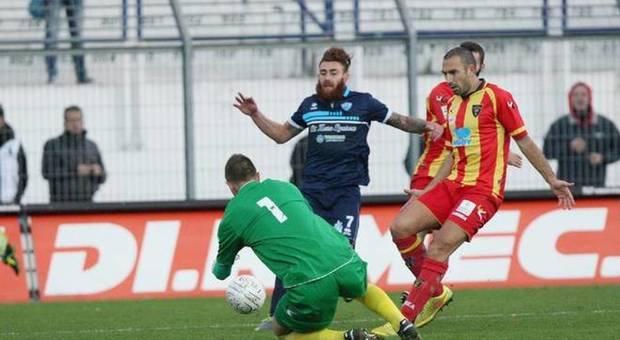 immagine Matera-Lecce 0-0 (Foto Lezzi)