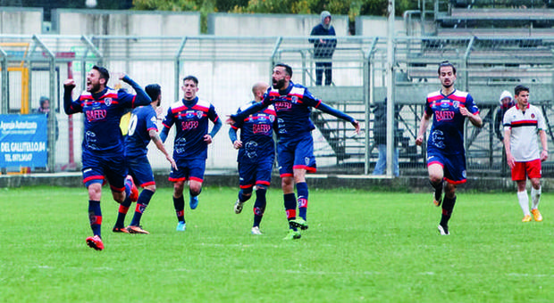 immagine Potenza-Taranto 2-1 (Agenzia Megapress)