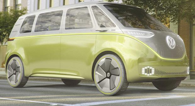 Il Volkswagen I.D. Buzz
