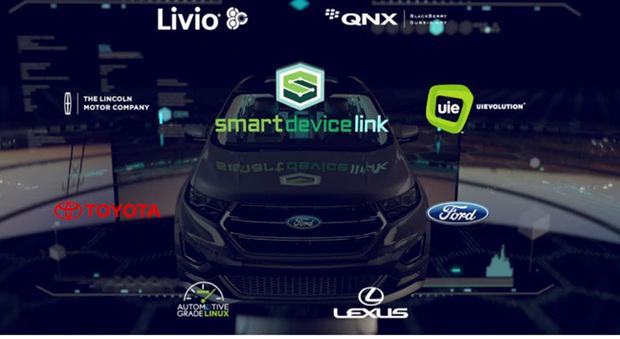 Lo SmartDeviceLink Consortium è un'organizzazione no-profit per lo sviluppo di una piattaforma software open source per integrare le app a bordo dei veicoli