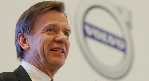 Håkan Samuelsson, ceo di Volvo