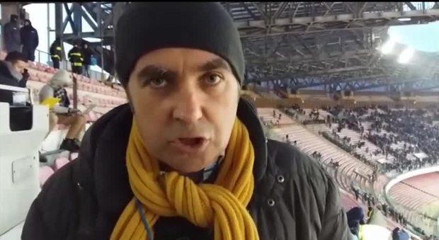 immagine Napoli-Pescara: il commento di Ventre