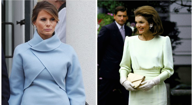 Melania come Jackie: nuove first lady crescono ( e si ispirano)