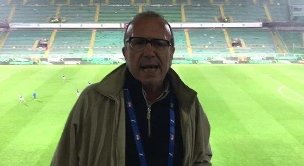 Italia-Albania 2-0 Il videocommento di U.Trani