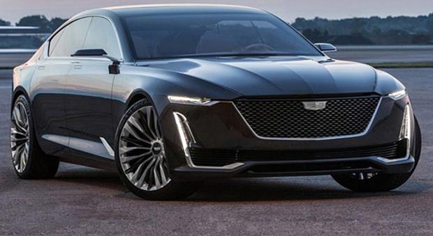 La Cadillac Escala concept