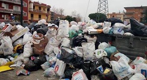 La segnalazione | «Pianura invasa dall'immondizia non raccolta»